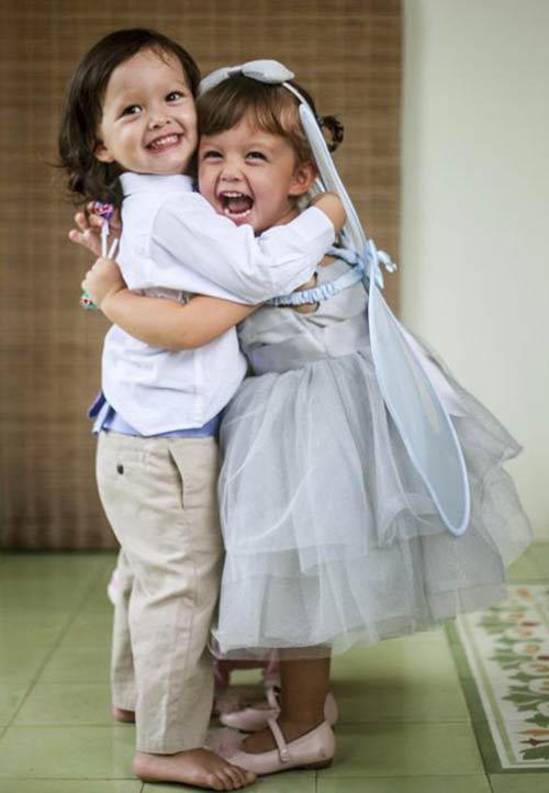 Ngắm các thiên thần lai siêu đáng yêu của sao Việt - 1