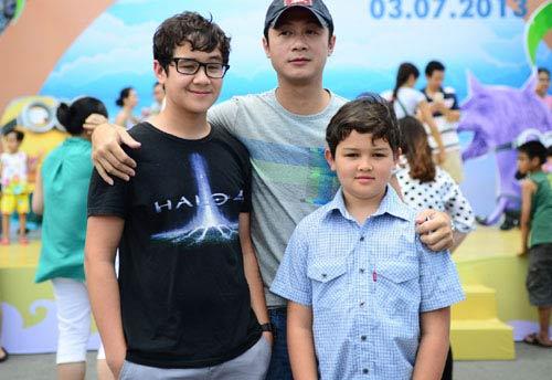 Ngắm các thiên thần lai siêu đáng yêu của sao Việt - 17
