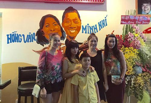 "trinh kim chi xinh dep ngay len chuc ""hieu truong"" - 3"