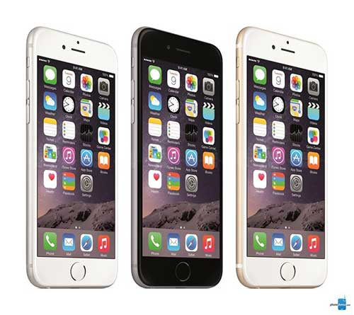 them 36 quoc gia ban iphone 6 trong thang 10, chua co vn - 1