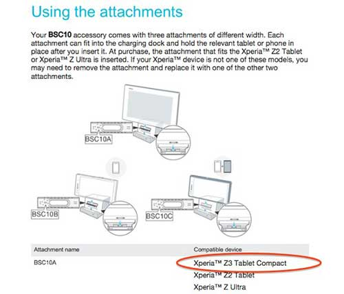 sony xperia tablet z3 ban mini se co mat tai ifa - 1