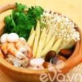 Bếp Eva - Mát trời làm lẩu nấm ăn chơi