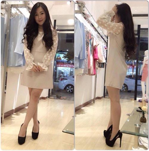 """huong tram cong khai """"da deu"""" hot blogger - 4"""