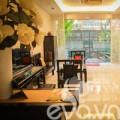 Khoe nhà: Nhà Hà Nội nổi bật với kiến trúc Á Đông hiện đại