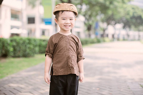 """con ly hai hoa """"nong dan len tinh"""" sieu de thuong - 2"""