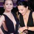 Thời trang - Lưu Gia Linh 48 tuổi vẫn gợi cảm