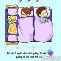 Cách cho con ngủ chung không lo bé đột tử