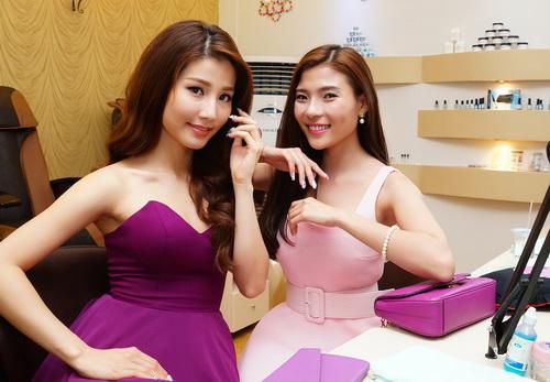 """diem my 9x, thuy diem ru nhau """"tut tat"""" sac dep - 9"""