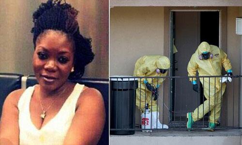 21 ngay song trong so hai cua nguoi nghi nhiem ebola - 1