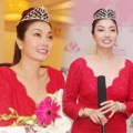 Làng sao - Sau 25 năm, Hoa hậu Lý Thu Thảo vẫn trẻ đẹp bất ngờ