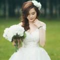 Thời trang - Top 7 mốt váy cưới đang làm mê đắm cô dâu