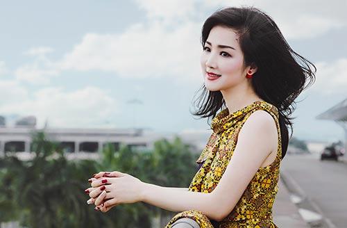giang my xinh dep, nang dong sang my tham con gai - 3