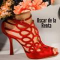 Thời trang - Những đôi giày khiến mọi phụ nữ ham muốn của Oscar de la Renta