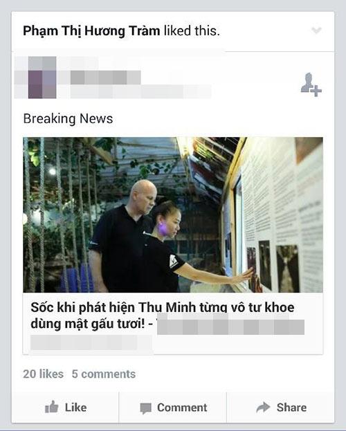 """huong tram bi """"mang oan"""" vi chuyen cua thu minh - 2"""