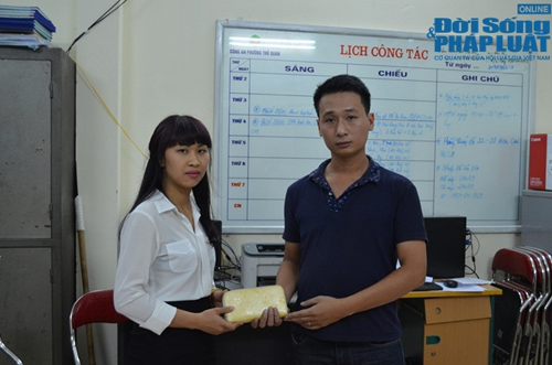 chien sy csgt tra lai 50 trieu dong cho nguoi danh roi - 1