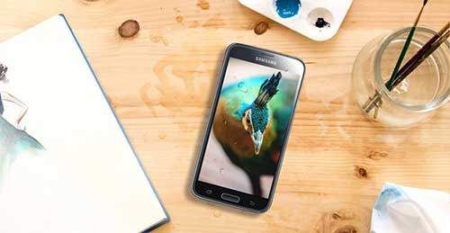 samsung ra mat galaxy s5 plus dung chip snapdragon 805 - 1