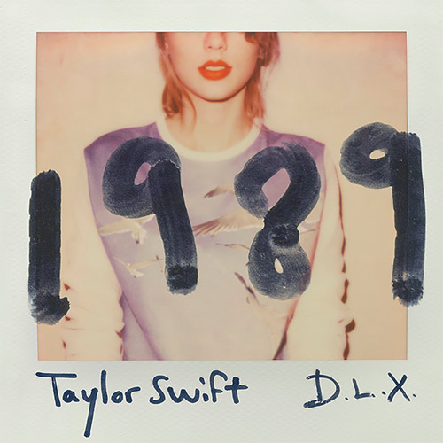 """1989"" cua taylor swift lieu co la album cua nam? - 1"