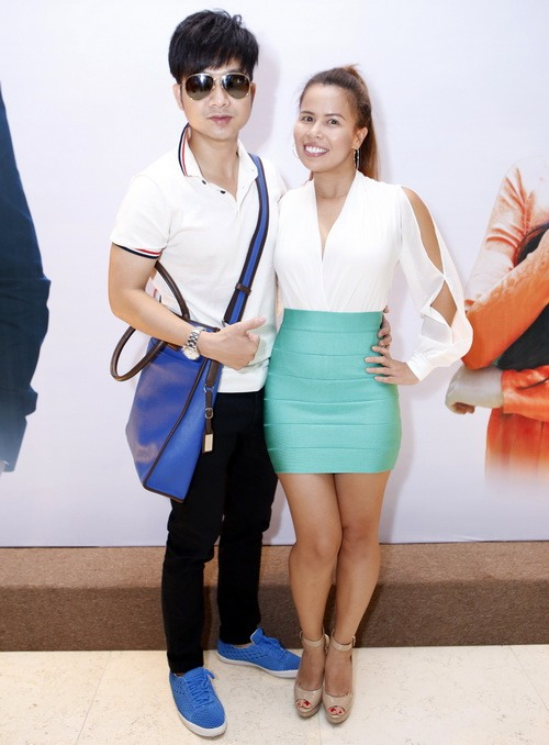 quang le chi 4 ti lam show voi phuong my chi - 10
