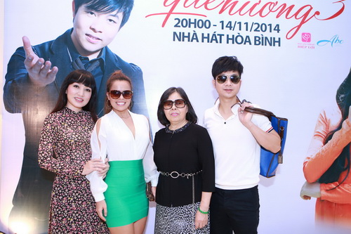 quang le chi 4 ti lam show voi phuong my chi - 12