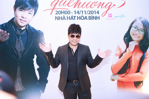 quang le chi 4 ti lam show voi phuong my chi - 4