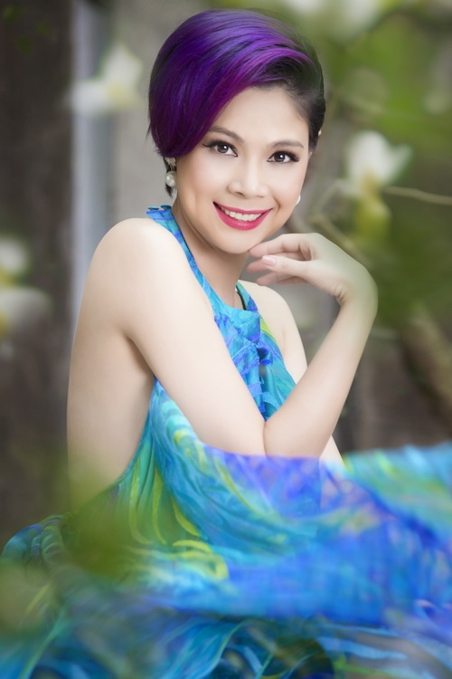 thanh thao khoe tron lung tran nuot na - 11