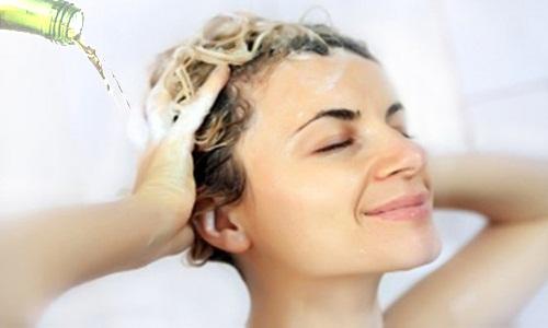 Image result for Bia với tác dụng làm đẹp tóc
