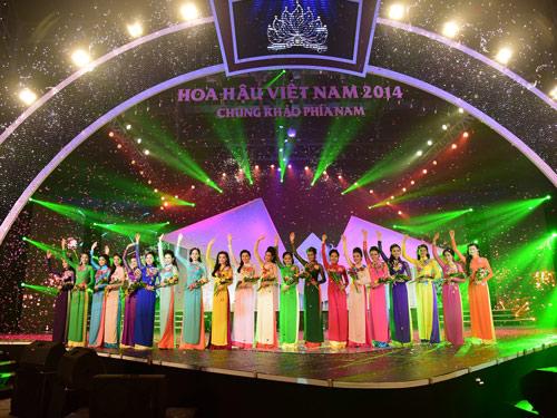hhvn 2014: ruc ro nhan sac thi sinh phia nam - 14