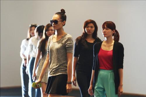 chieu hut khach thu vi cua elle show xuan/he 2015 - 11