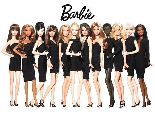long lay nha bup be barbie tu xua den nay - 1