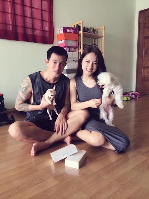 huong giang idol: gia dinh ung ho chuyen song thu - 1