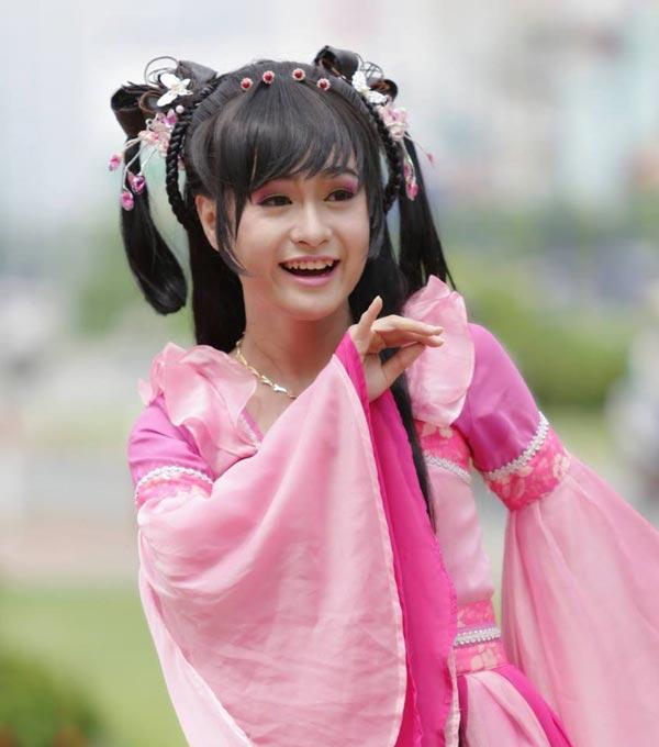 """choang voi tai gia gai cua """"nguoi dep gay xon xao"""" got talent - 8"""