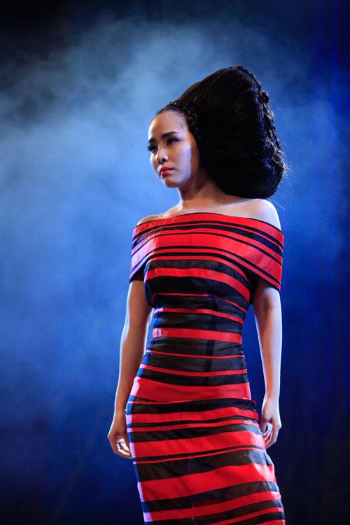 davines hair show 2014: loi cuon den giay phut cuoi cung - 8