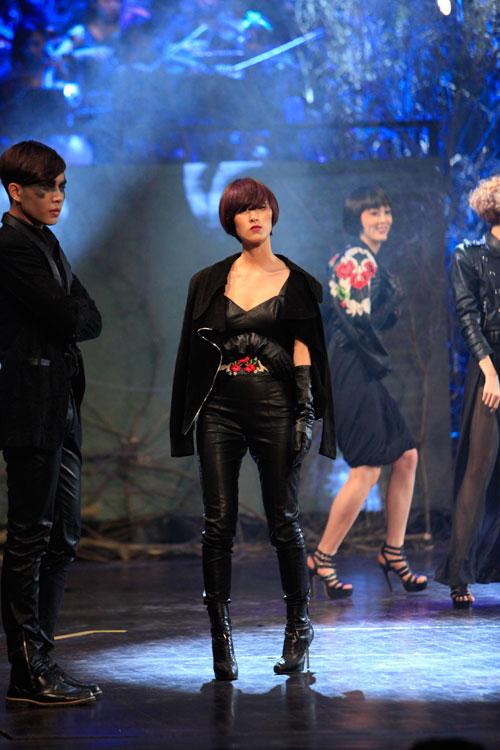 davines hair show 2014: loi cuon den giay phut cuoi cung - 19