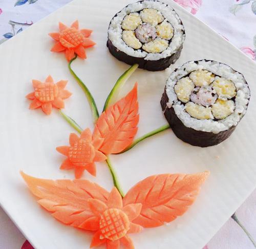 com cuon sushi vua ngon lai dep - 7