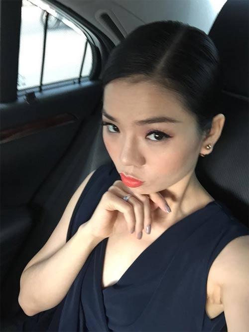 kim hien hanh phuc nhin con trai lam mc song ngu - 15