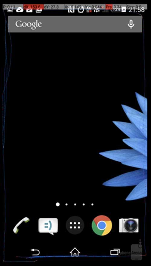 Bốn bước đơn giản kiểm tra cảm ứng chạm cho điện thoại Android - 4