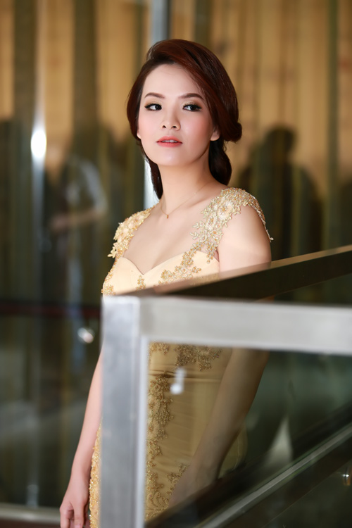 Đan Lê đọ sắc cùng Jennifer Phạm-4