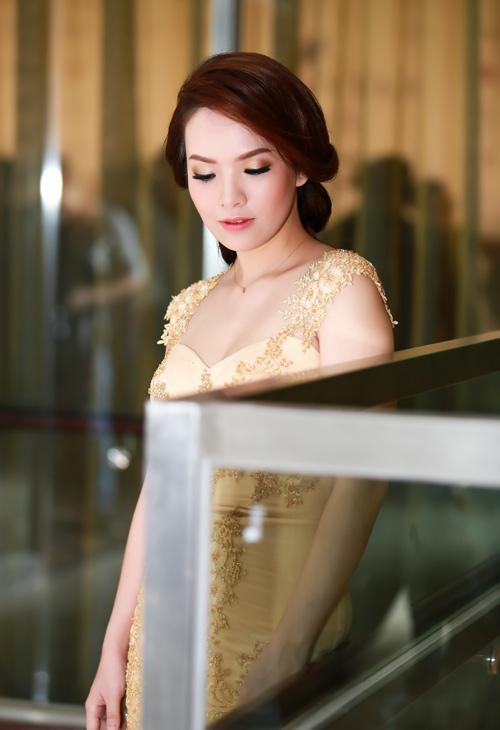Đan Lê đọ sắc cùng Jennifer Phạm-5
