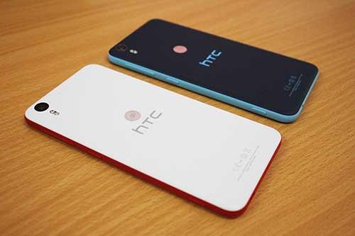 """Ảnh thực tế smartphone """"tự sướng"""" HTC Desire EYE tại Việt Nam-4"""