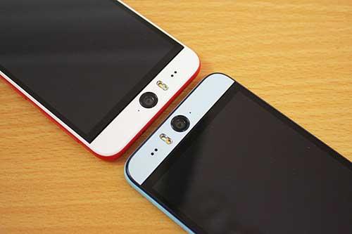 """Ảnh thực tế smartphone """"tự sướng"""" HTC Desire EYE tại Việt Nam-6"""