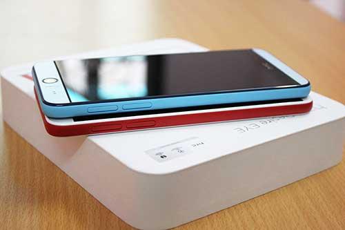 """Ảnh thực tế smartphone """"tự sướng"""" HTC Desire EYE tại Việt Nam-9"""