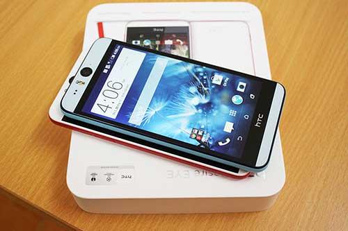 """Ảnh thực tế smartphone """"tự sướng"""" HTC Desire EYE tại Việt Nam-10"""