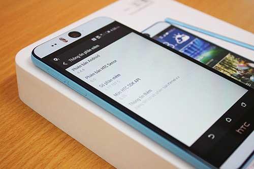 """Ảnh thực tế smartphone """"tự sướng"""" HTC Desire EYE tại Việt Nam-11"""