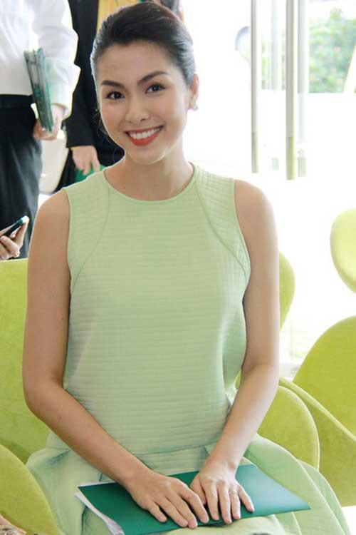 Tuần qua: Cô dâu Quỳnh Nga cuốn hút với vòng 1 tròn đầy-4