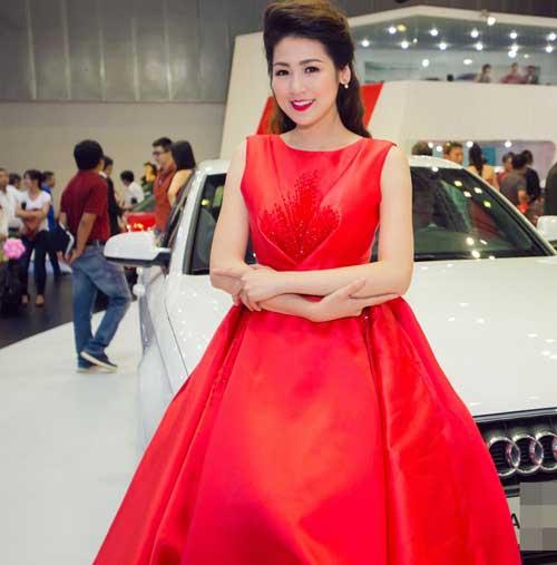 Tuần qua: Cô dâu Quỳnh Nga cuốn hút với vòng 1 tròn đầy-5