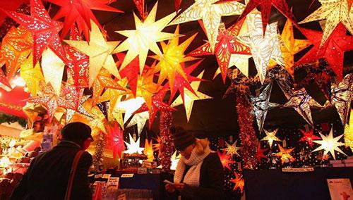 Thế giới tưng bừng chào đón Noel sớm-6