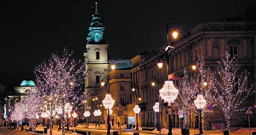 Thế giới tưng bừng chào đón Noel sớm-1