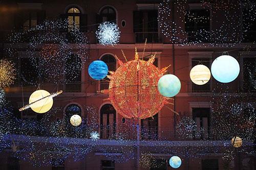 Thế giới tưng bừng chào đón Noel sớm-5