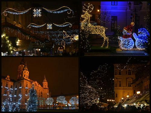 Thế giới tưng bừng chào đón Noel sớm-7