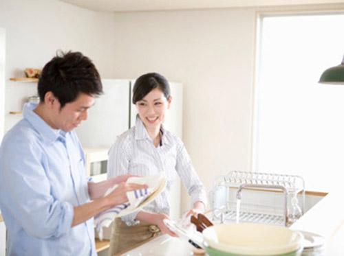 Người vợ chưa từng nấu ăn cho chồng-1